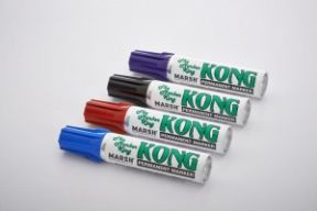 Marsh KONG Marker - Black